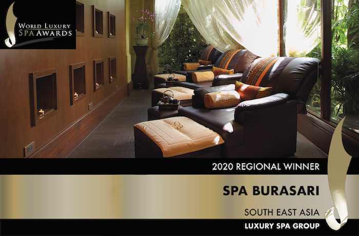 Award Spa Burasari