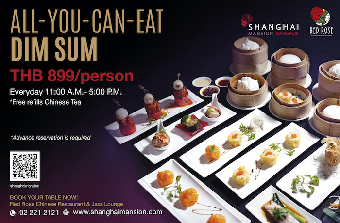 All you can eat Dim Sum