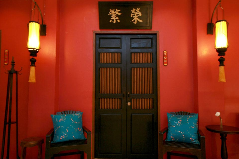 Ying Hua Deluxe Rooms