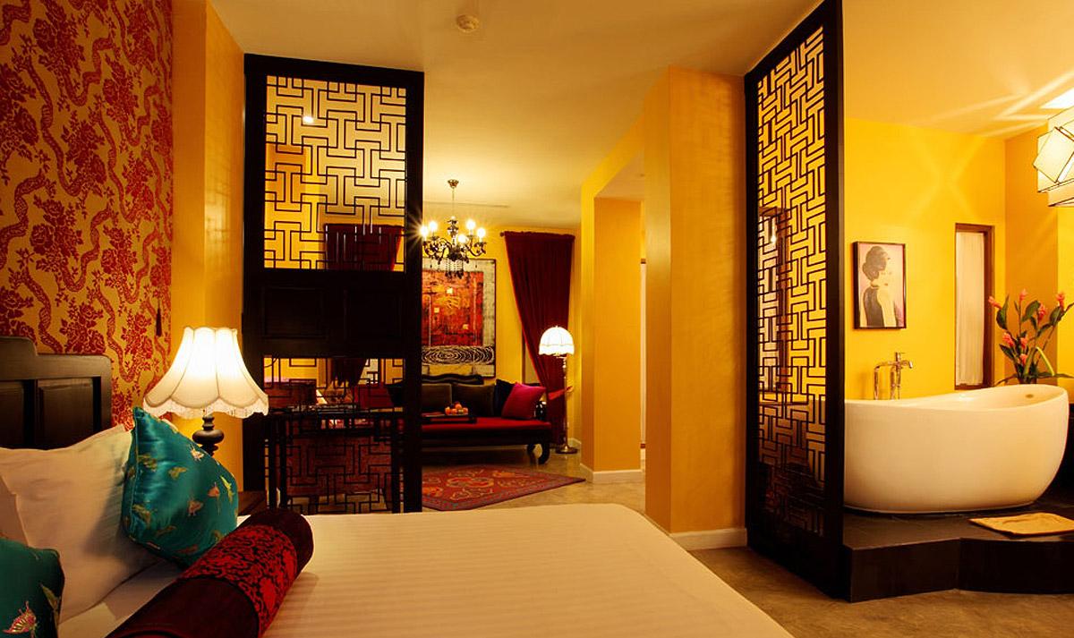 Shanghai Mansion Bangkok Luxury Boutique Hotel In