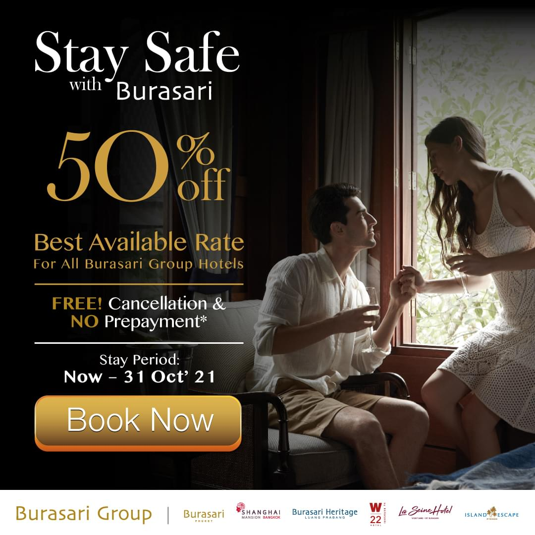 Stay Safe With Burasari
